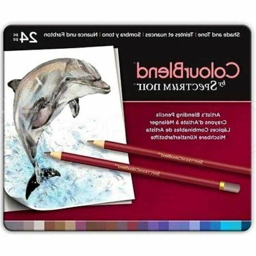 Spectrum Noir Colored Pencils 120