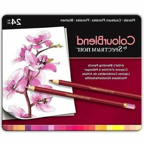 Spectrum Noir ColourBlend Pencils - 120 Artist