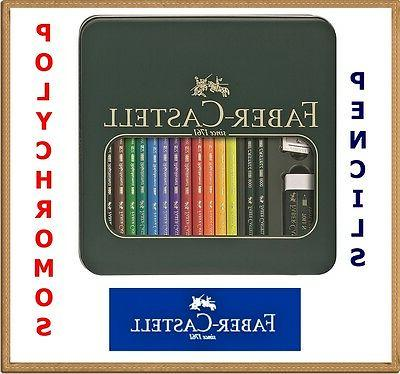 Coloured 24 Faber-Castell version