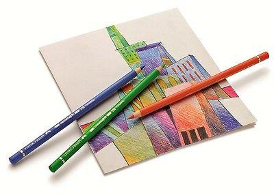 Coloured 12, 24 colors Faber-Castell version