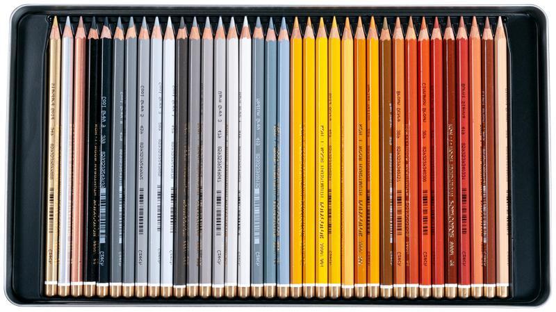 Coloured Polycolor 144 3828 2