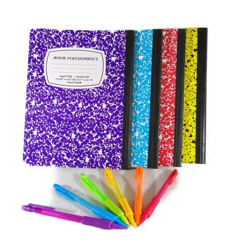 composition notebooks wide ruled 100 pages 4