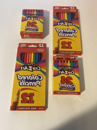 corporation 10404 assorted pencils
