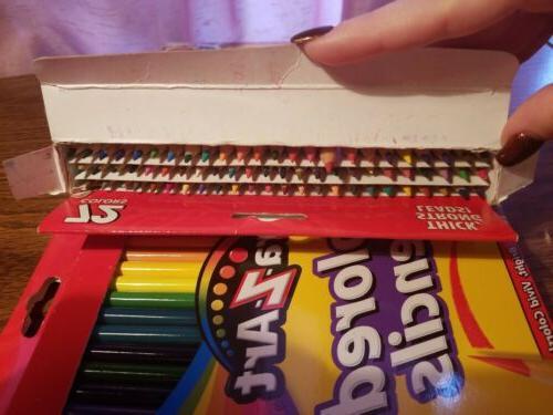 Cra-Z-Art Pencils Vivid Colors! Lot Of