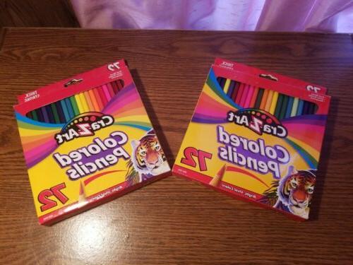 Cra-Z-Art Colored Bright Vivid Colors! Lot