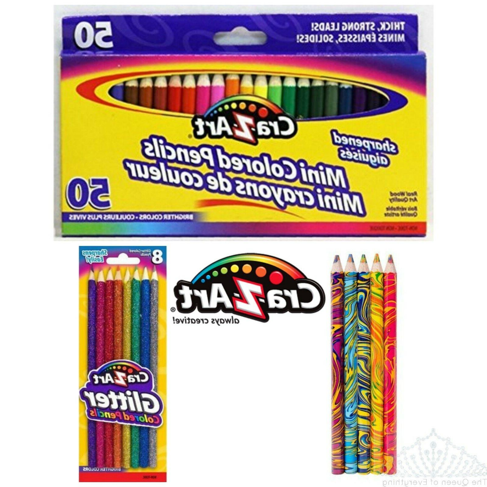 cra z art colored pencils free shipping