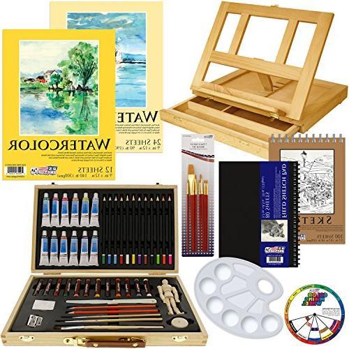 custom artist watercolor painting set