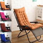 Deck Chair Cushion Comfy Patio Backyard Garden Seat Pad Matt