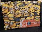 despicable me inspiration art case 120 pieces