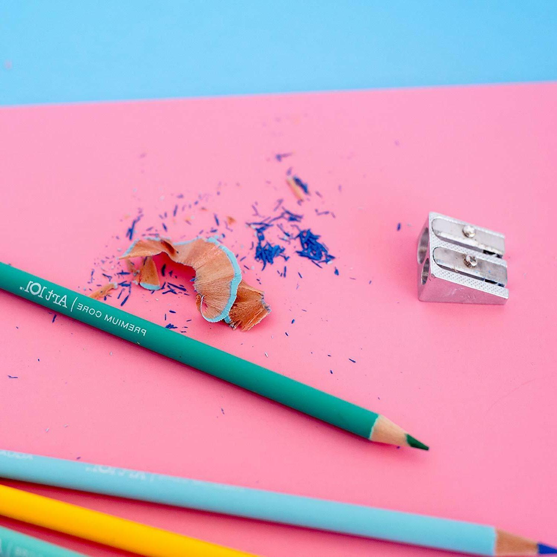Large Set Piece Pencil Draw Supplies Craft