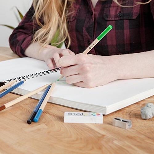 Colore 60 Drawing - Eraser & Sharpener