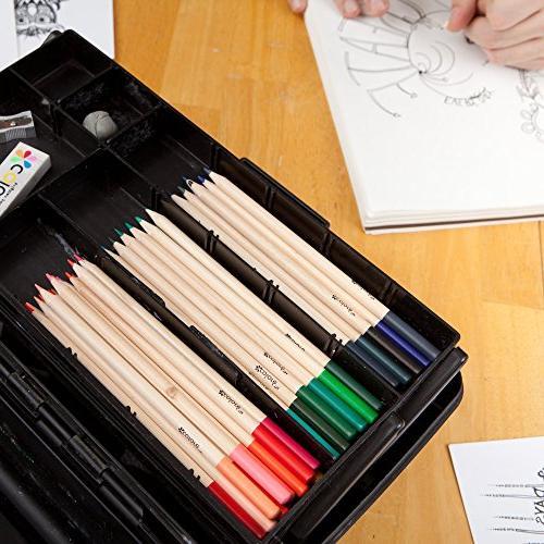 Colore Premium Eraser & Sharpener
