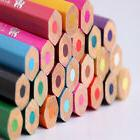 Eco-friendly Art Coloured Pencils Oily Drawing Pencils for K