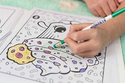 Crayola Pencils Coloring Book Essentials Count