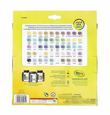 Crayola Coloring Count