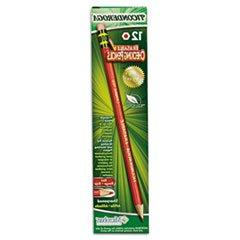 Ticonderoga Erasable Colored Pencils, 2.6 mm, CME Lead/Barre