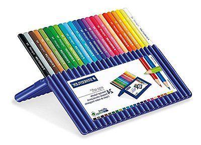 Staedtler Colored Pencils, Set of in Easel Case