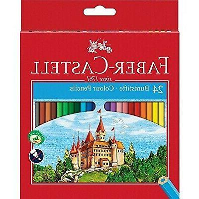 faber castell classic color pencils 24 pencils