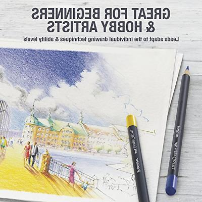 Faber-Castell Creative Color Pencils of