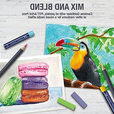 Faber-Castell Creative Goldfaber Color Pencils - Tin
