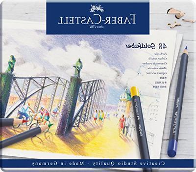 faber castell creative studio goldfaber color pencils