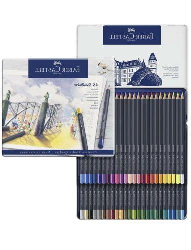 faber castell goldfaber color pencil set of