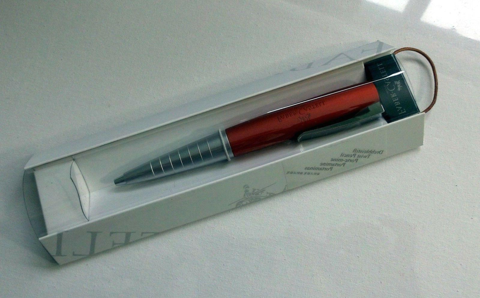 FABER-CASTELL Retractable Pencil Metallic