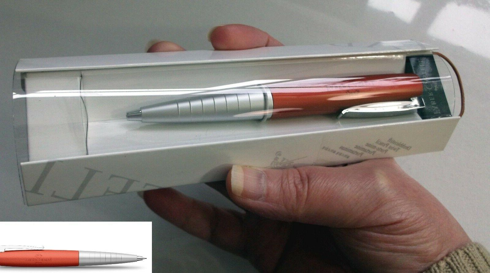 FABER-CASTELL LOOM Mechanical Twist Retractable Pencil 0.7mm