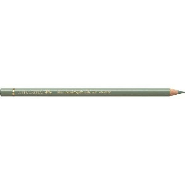 Faber-Castell Polychromos #172  Earth Green - Colored Pencil