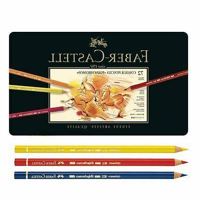faber castell polychromos colored pencils tin set