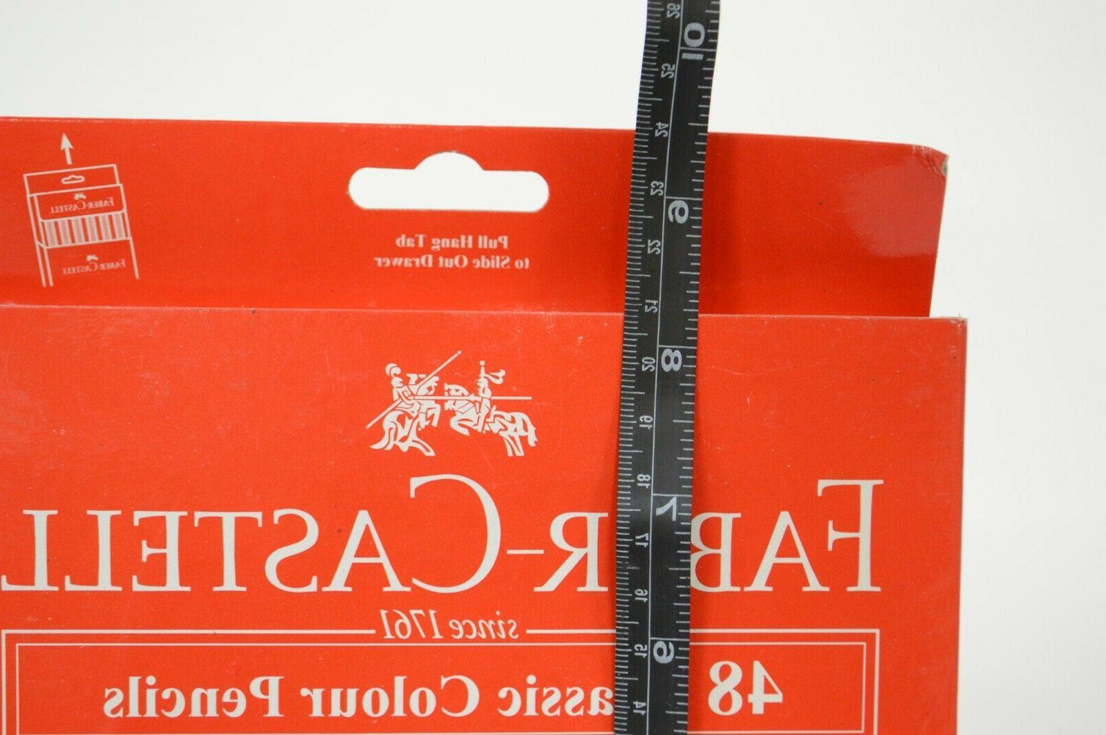 Faber Castell Color Pencils, 48 Colour Faber