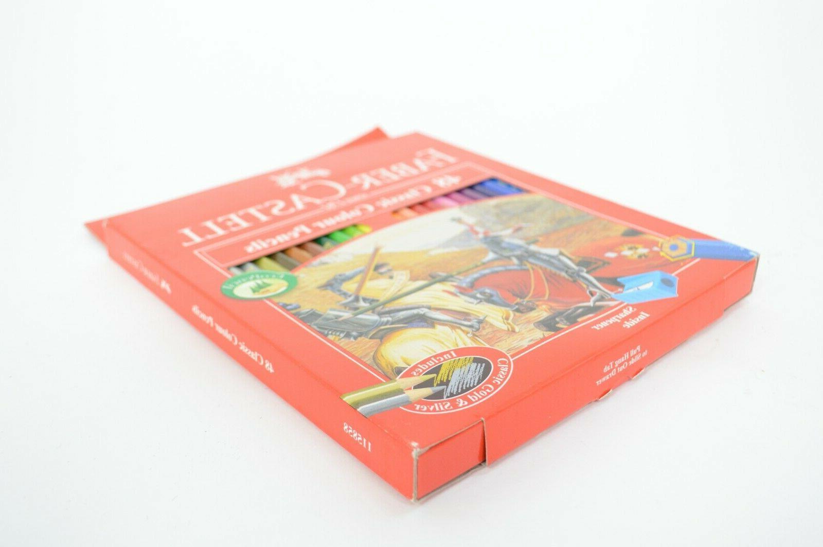 Faber Premium Color Pencils, Colour Faber