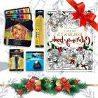 Holiday Bundle - Prismacolor 48-Count Colored Pencils, Trian