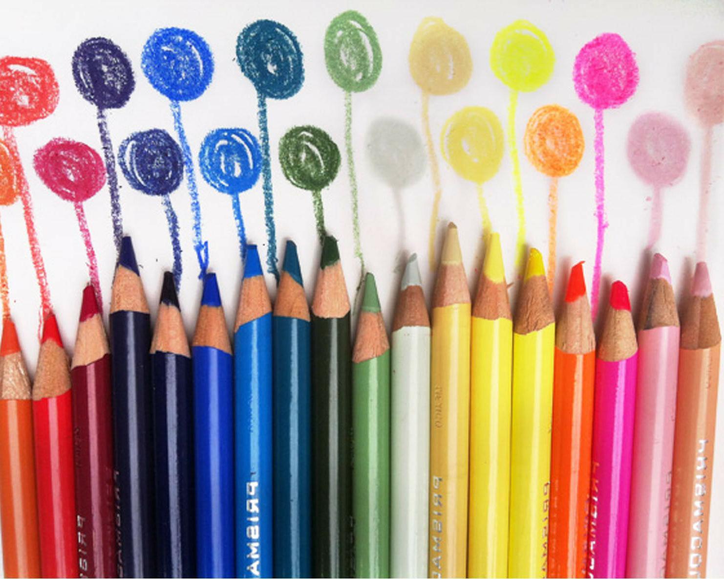 Jane Wand Colored Pencils 376370