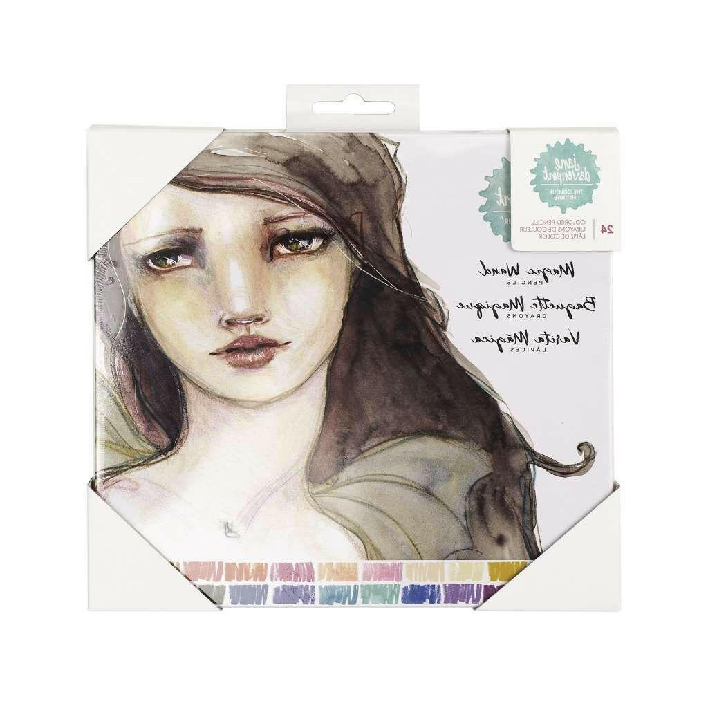 Jane Magic Colored Pencils 376370