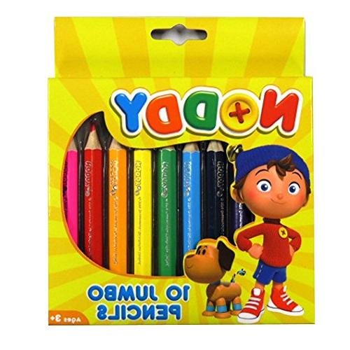 jumbo colouring pencils