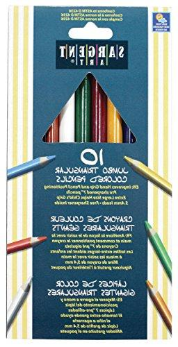 jumbo triangle pencils