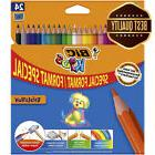 kids evolution ecolutions colouring pencils multi coloured