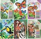 Kids Mini Artist Color Pencil By Number Kits Royal & Langnic