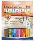 KOH-I-NOOR 3408 MAGIC COLOURED PENCILS - Set of 12 colours w