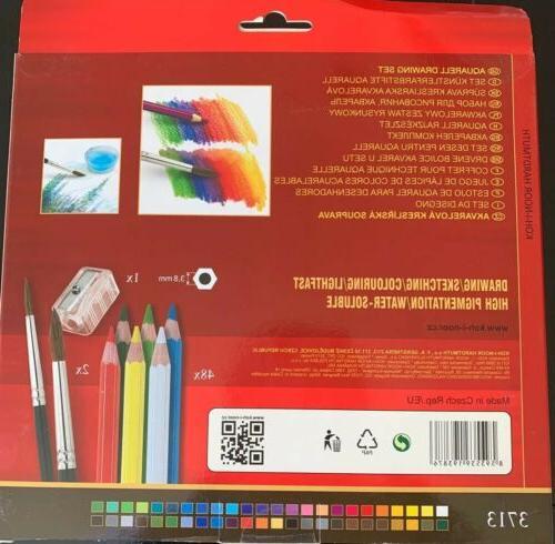 Koh-I-Noor Aquarell Set Pencils