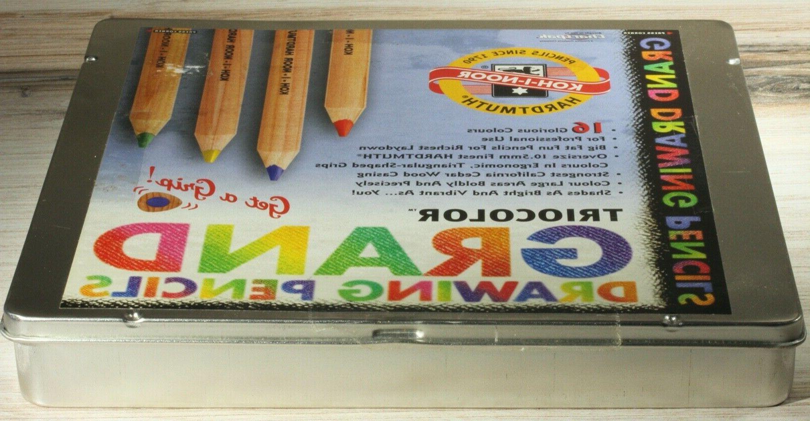 Koh-I-Noor Grand Pencils 16
