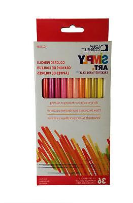 loew cornell 1021089 simply pencils