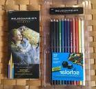 Lot Of 2 Prismacolor Premier Scholar Colored Verithin 12 Pac