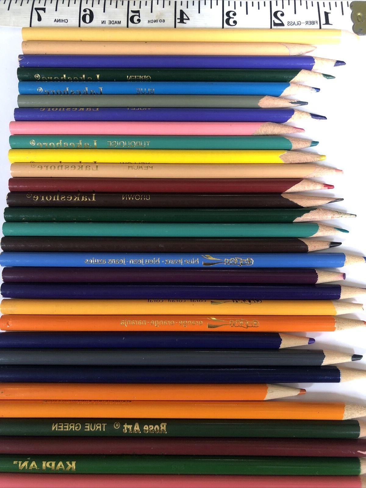 Lot of Pencils Lakeshore, Kaplan,