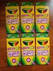 Lot of 6 Dz.  Crayola Multi Colored Pencils - 6 NEW 12 Packs