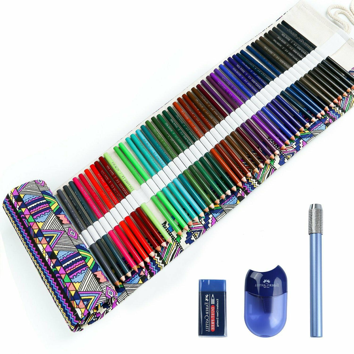 M076Colored Pencils Set for Adult Colored Pencil