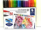 STAEDTLER Marsgraphic Duo Double-ended Watercolor Brush Mark