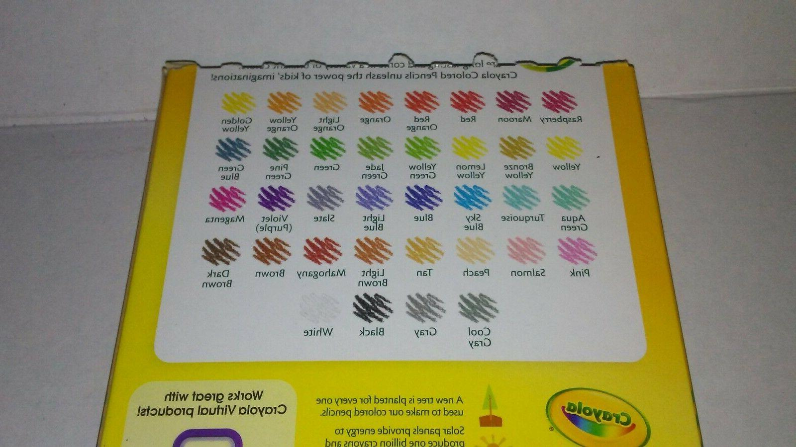 New Crayola 16