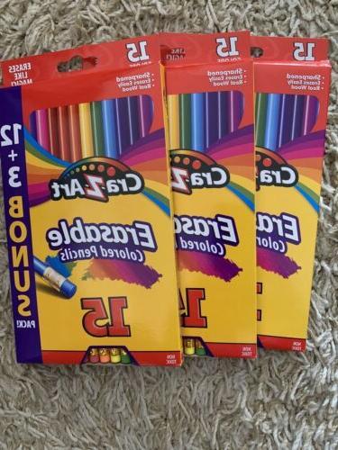 new cra z art colored pencils 3